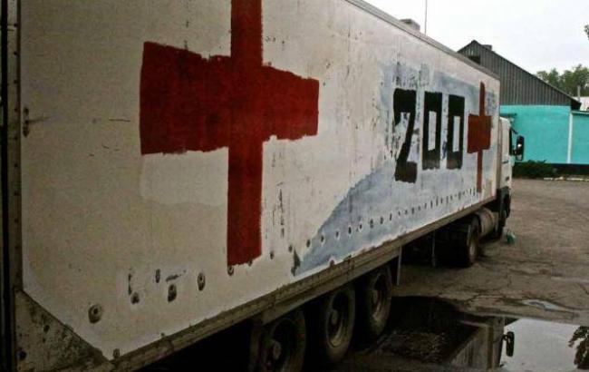 Агентура: ИзДонецка вРостов вывезли два КамАЗа сгрузом «200»