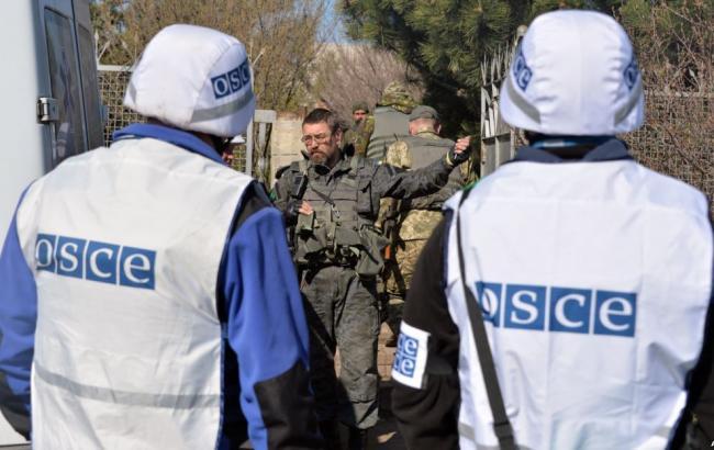 Бойовики обстріляли патруль ОБСЄ в Луганській області, - штаб