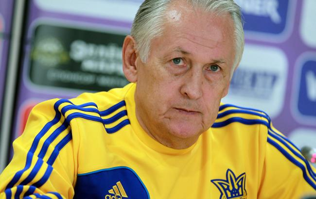 Україна - Білорусь: У нас буде важка гра, - Михайло Фоменко