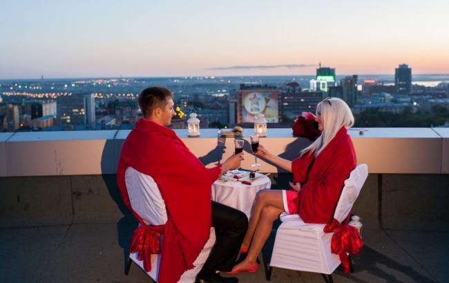 День святого Валентина: Київ порадує цікавими заходами
