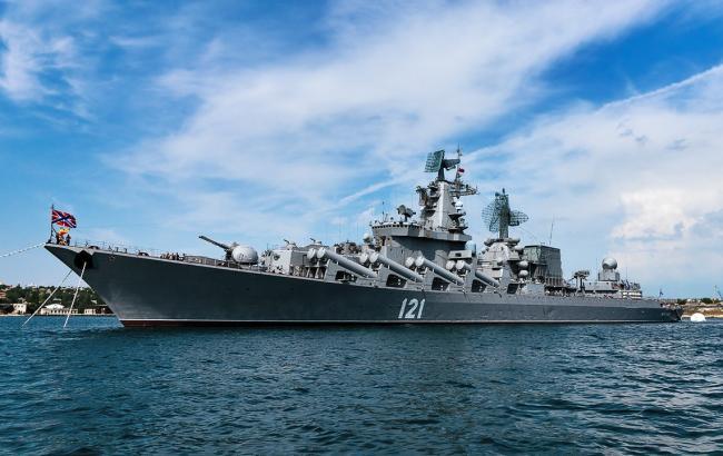 Фото: ВМФ РФ начали учения в Средиземном море