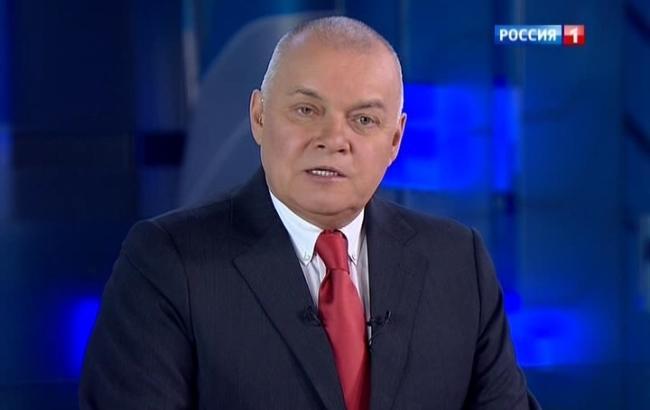 Фото: Российский пропагандист Дмитрий Киселев (antiliber.blogspot.com)