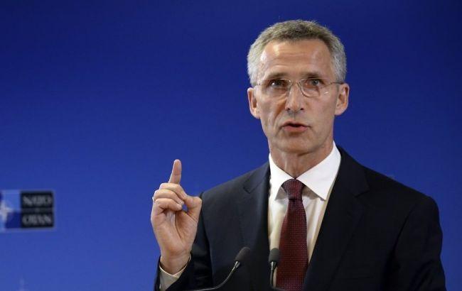 Столтенберг призвал страны НАТО усилить борьбу с терроризмом после взрыва в Манчестере