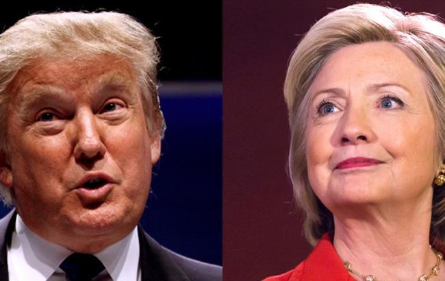 Фото: 2 млн американців хочуть президентом Клінтон