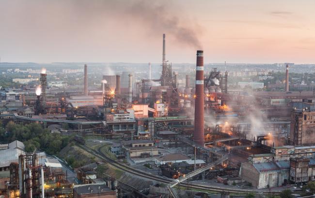 Експорт товарів з Донецької області за січень-вересень впав в 2,5 рази