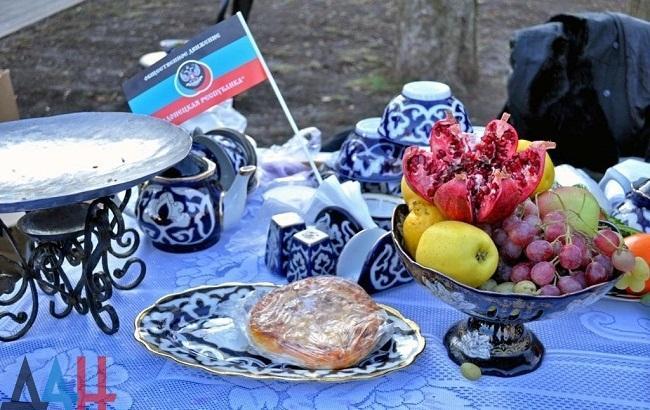 В ДНР в День памяти жертв Голодомора устроили кулинарные гуляния