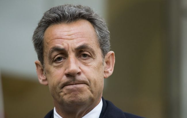 Фото: Ніколя Саркозі