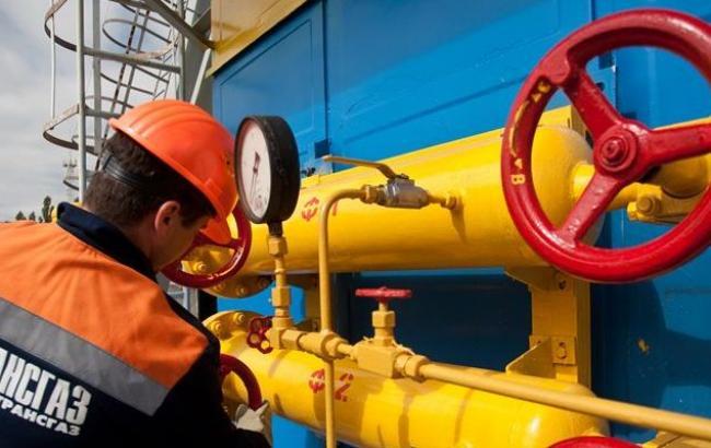 Число отказов на магистральных газопроводах Украины в 2015 уменьшилось на 21%