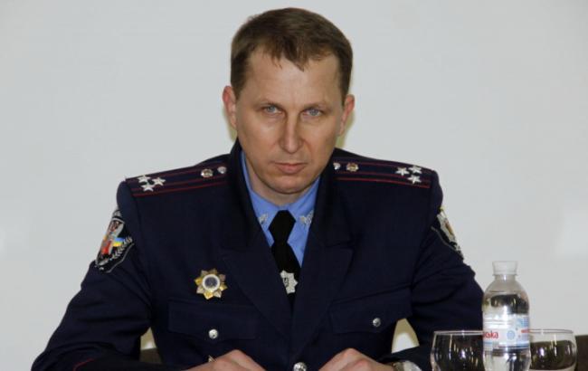 Из милиции Донецкой обл. по отрицательным мотивам уволены 4,5 тыс. сотрудников, - Аброськин