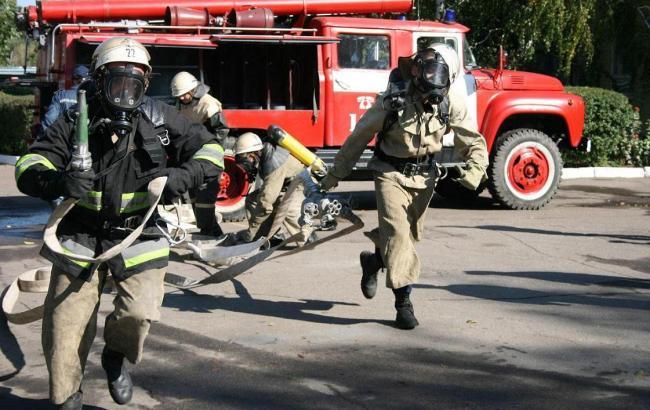 Засутки вУкраинском государстве случилось 192 пожара