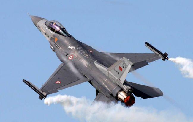 Фото: военно-воздушные силы Турции