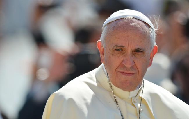 Папа Франциск відправив лист президенту Сирії