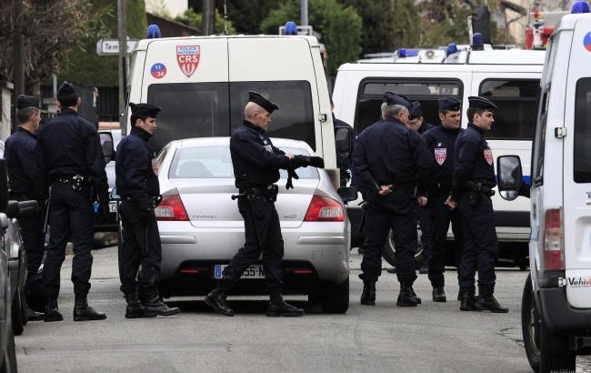 ВоФранции арестован человек, планировавший теракт