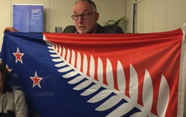 Жителі Нової Зеландії обрали новий прапор