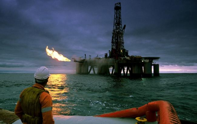 Уберегов Одесской области судно «Искатель» нашло 35 млрд кубометров газа