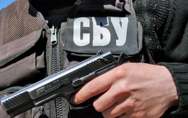 В Луганской обл. задержан полицейский, завербованный ФСБ