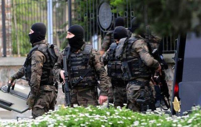 В Турции в рамках антитеррористической операции задержаны 590 человек