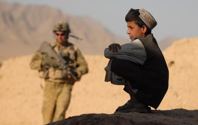 Фото: війна в Афганістані