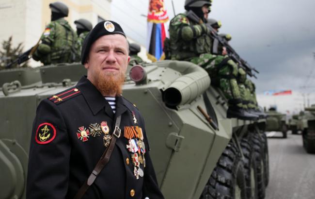 Фото: Моторолу убили через конфлікт з іншим командиром бойовиків