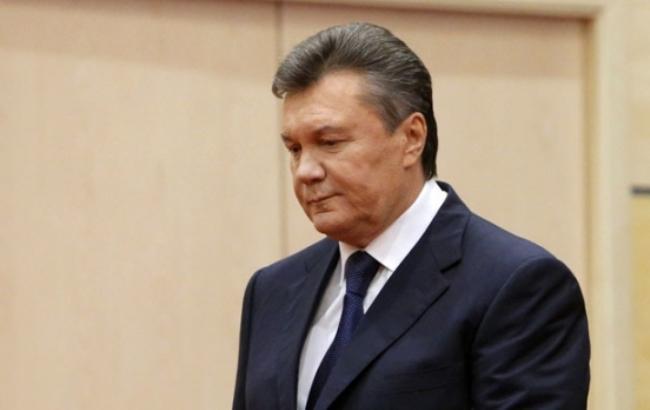 Фото: Виктор Янукович (unian.net)