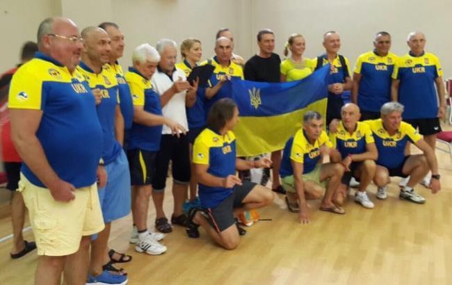 Фото: Украинская сборная (obozrevatel.com)