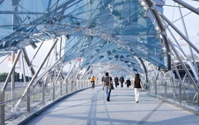 5 самых оригинальных мостов в мире