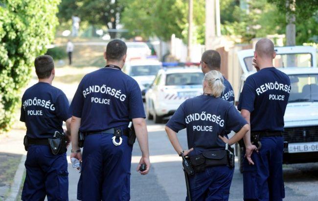 Фото: поліція Угорщини