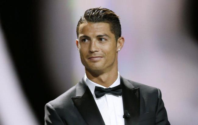 """Роналду і """"танцюючий мільйонер""""-італієць зробили спільне фото"""