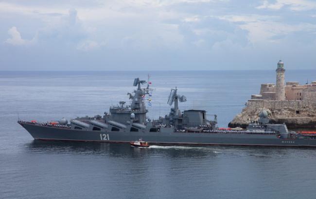 Фото: Черноморский флот РФ проведет учения