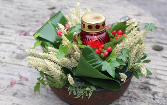 Фото: День памяти жертв Голодомора (facebook.com/HolodomorVictimsMemorial)