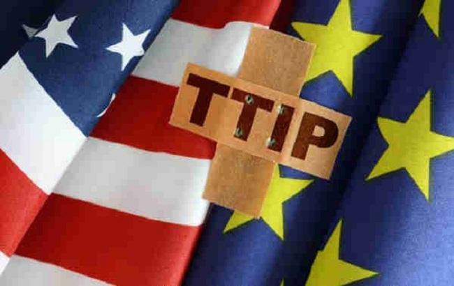 Фото: переговори зі США щодо TTIP не вдалися