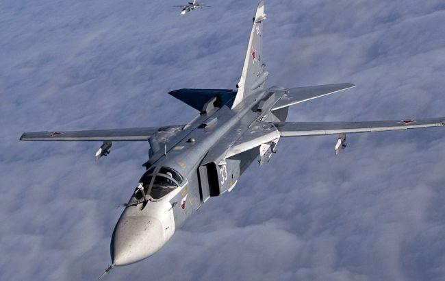 Фото: російські бомбардувальники