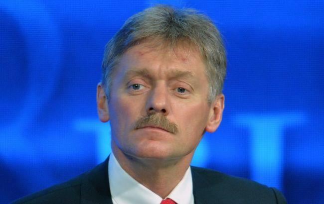 Фото: пресс-секретарь Дмитрий Песков