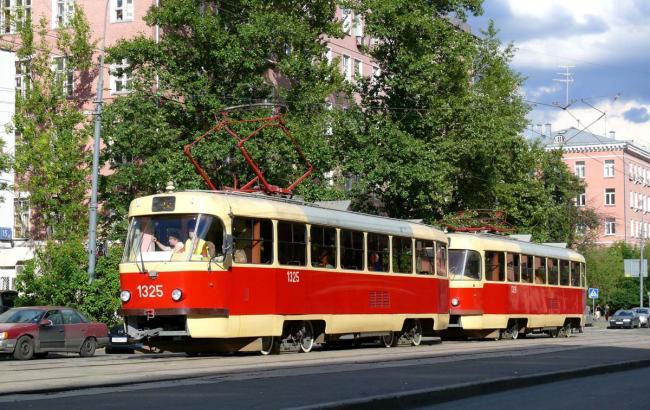 Фото: Трамвай (ystav.com)