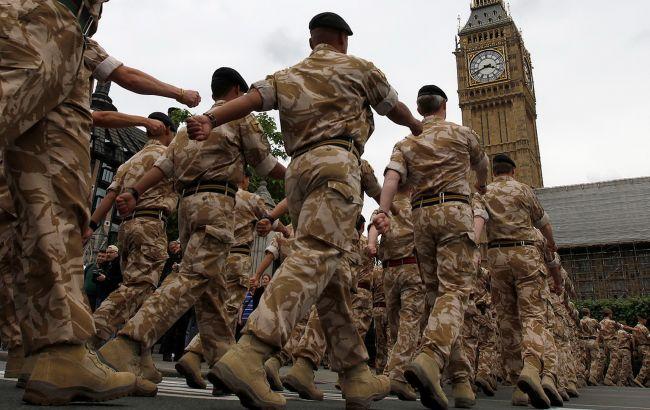 Фото: британські війська