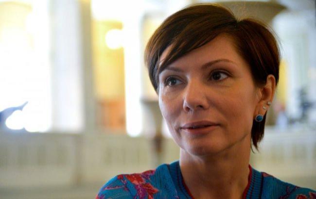 """Фото: Скандальную Бондаренко """"засекли"""" в Раде (dnr24.com)"""