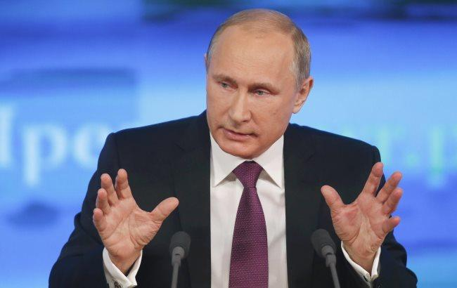 Фото: Володимир Путін (vladtime.ru)