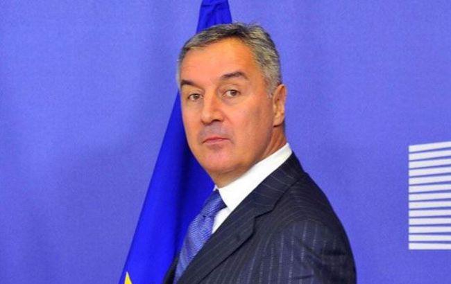 Прем'єр Чорногорії заявив про причетність Росії до антиурядових мітингів