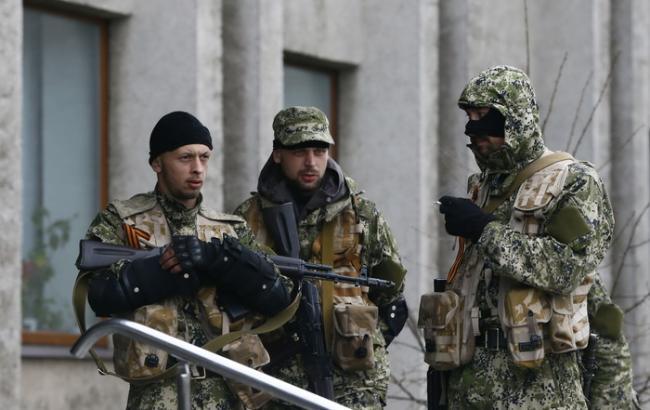 Боевики обстреляли из минометов силы АТО под Зайцево