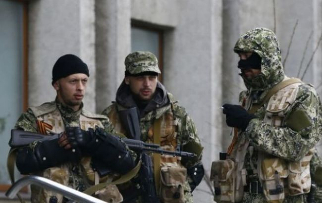 Фото: бойовики на Донбасі понесли втрати