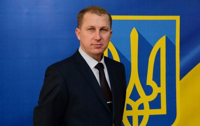 Фото: начальник поліції Донецької області В'ячеслав Аброськін