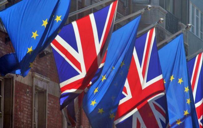 Фото: підписання нової торгової угоди між Британією та ЄС може затягнутися