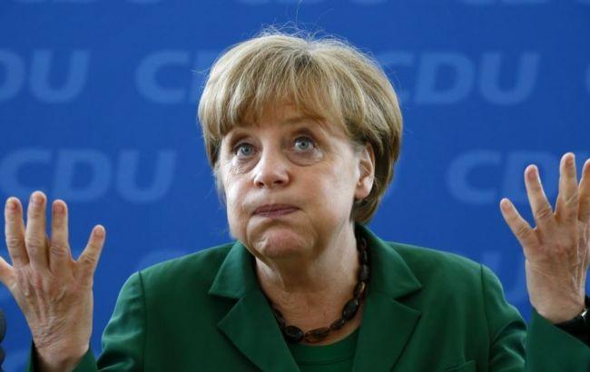 Фото: Ангела Меркель объявила об увеличении расходов на оборону ФРГ