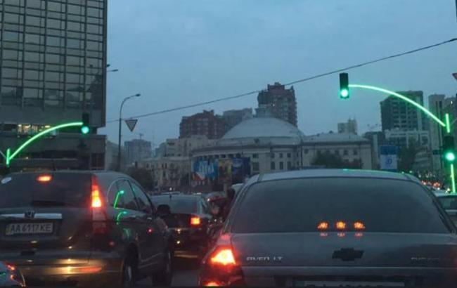 Фото: Новый светофор (Facebook)
