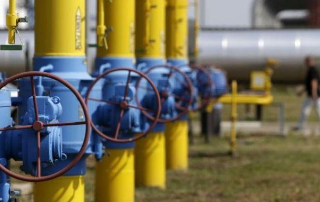 Падение объемов транспортировки газа в регионе произошло из-за сокращения его использования