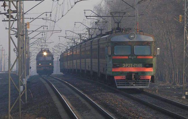 В Ровенской области поезд насмерть сбил двух работников железной дороги