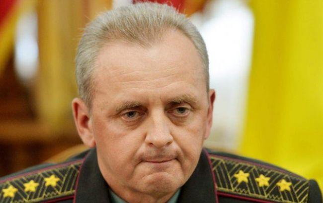 Частка військових строкової служби у ЗСУ становить 10%, - Муженко