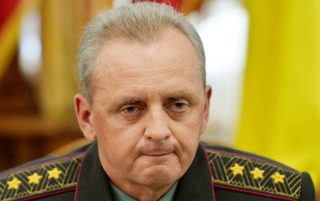 Фото: Віктор Муженко роз'яснив зміни до законодавства про військову службу