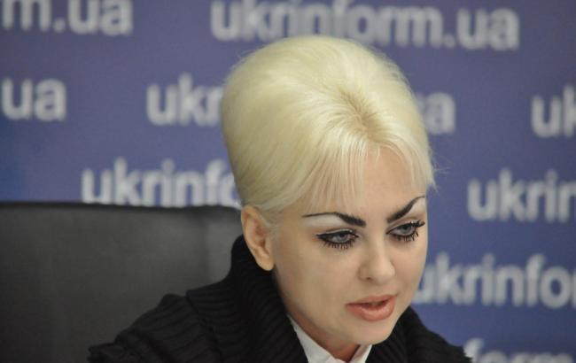 Усенко-Чорна була ініціатором засідання про припинення повноважень голови Дніпропетровської ДВК