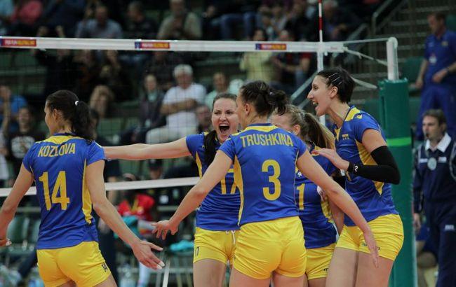 Жіноча збірна України з волейболу вийшла в фінальну частину Євро-2017